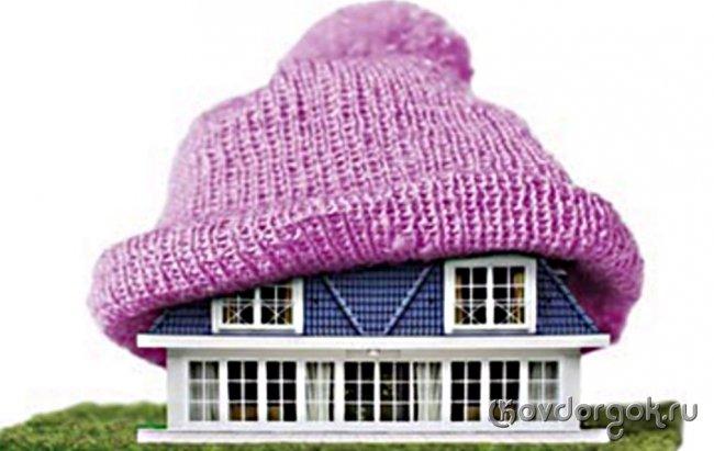 Что дает утепление дома