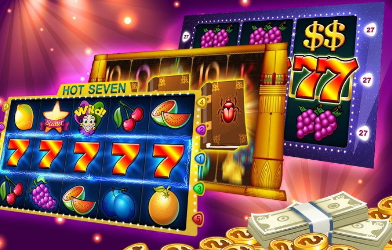 Игровой автомат Обезьянки (Crazy Monkey) бесплатно играть